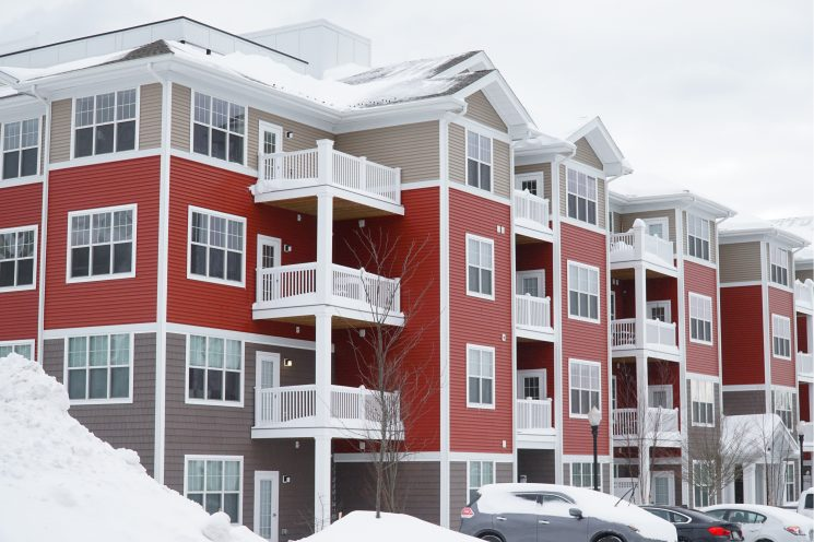 Winter Apartment Marketing Outlook